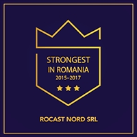 Strongest in Romania 2017